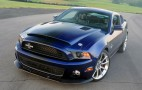 800-HP 2012 Ford Shelby Super Snake: New York Auto Show Preview