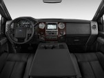 2011 Ford Super Duty F-350 SRW Dashboard