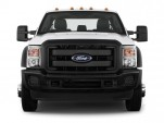 """2011 Ford Super Duty F-450 4WD Crew Cab 172"""" XLT Front Exterior View"""