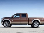 2011 Ford F-Series Super Duty Trucks Are Now Reaching Dealer Lots