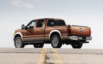 Ford to Increase Power in Diesel Trucks