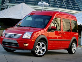 2011 Ford Transit Connect XLT Premium Wagon