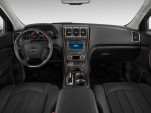 2011 GMC Acadia FWD 4-door Denali Dashboard