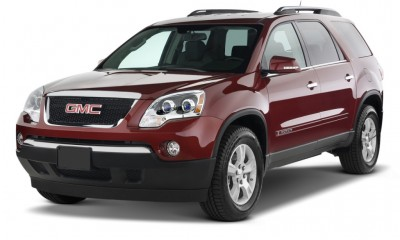 2011 GMC Acadia Photos
