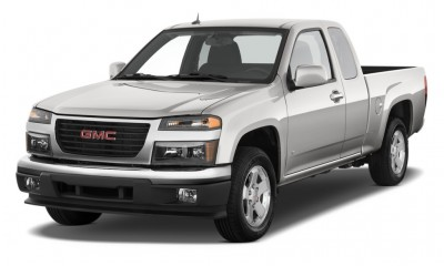 2011 GMC Canyon Photos