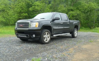 Review: 2011 Chevrolet Silverado And GMC Sierra Heavy Duty