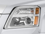 2011 GMC Terrain FWD 4-door SLE-2 Headlight