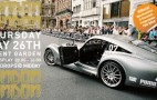 2011 Gumball 3000 Rally Kicks Of May 26 In London