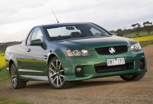 2011 Holden Commodore Ute