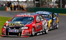 2011 Holden Commodore V8 Supercars race car