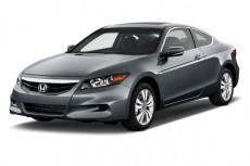 2011 Honda Accord Coupe 2-door I4 Auto EX Angular Front Exterior View