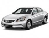 2011 Honda Accord Sedan 4-door I4 Auto LX Angular Front Exterior View