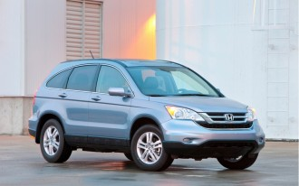 2012 Honda CR-V Delayed in Japan Quake Aftermath