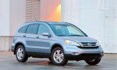 2011 Honda CR-V Photos