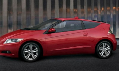 2011 Honda CR-Z Photos
