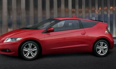2011 Honda CR-Z Photos