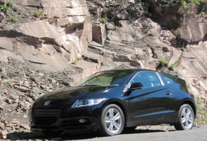 GreenCarReports Best Car To Buy 2011 Nominee: Honda CR-Z