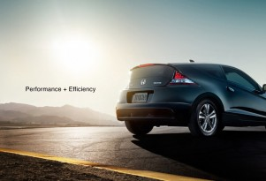 Honda Launches Stunning Brochure For The CR-Z On iPhone, iPad: Is This How The Web Ends?
