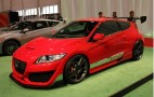 2010 SEMA: Honda Hits SEMA Hard With A Dozen CR-Z Sport Hybrids