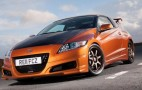 Supercharged Honda CR-Z Mugen Hits The Road: Video