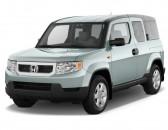 2011 Honda Element 2WD 5dr EX Angular Front Exterior View
