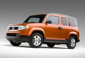 Honda Announces End Of Element Production With 2011 Model