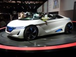 2011 Honda EV-STER concept