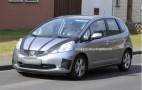 Spy Shots: 2012 Honda Fit Hybrid