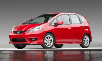 2011 Honda Fit Photos