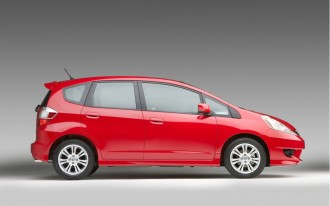2007-2008 Honda Fit in Recall