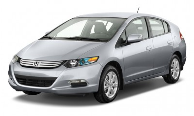 2011 Honda Insight Photos