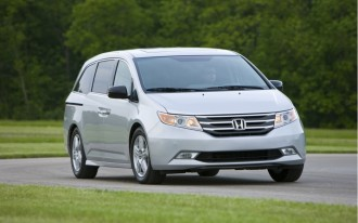 2011 Honda Odyssey Recalled For Windshield-Wiper Issue