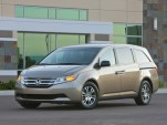 2011 Honda Odyssey Can Fit A Class-Leading Four Child Seats