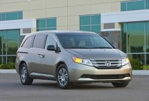 Today at High Gear Media: Honda Odyssey! Subaru Forester WRX?