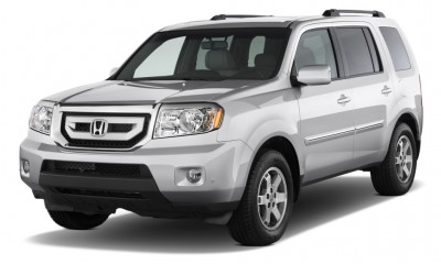 2011 Honda Pilot Photos