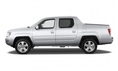 2011 Honda Ridgeline Photos