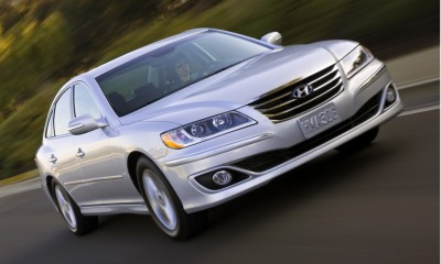 2011 Hyundai Azera Photos