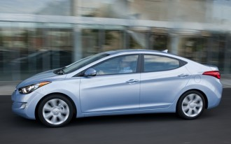 2011 Hyundai Elantra GLS: Quick Drive