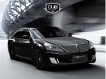 2011 Hyundai Equus DUB Edition SEMA car final rendering