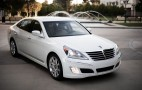 2012 Hyundai Equus Dropping iPad Owner's Manual: Report