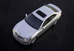 2011 Hyundai Equus: An IIHS Top Safety Pick