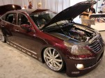 2010 SEMA Show: Mummbles Marketing 2011 Hyundai Equus