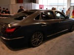2010 SEMA Show: Rhys Millen Racing 2011 Hyundai Equus live photos