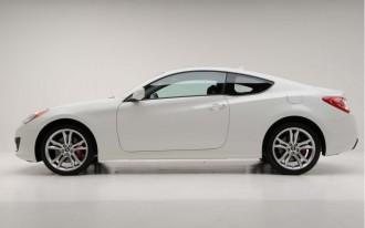 Best Family Luxury Coupes: 2011 Hyundai Genesis Coupe