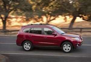 2011 Hyundai Santa Fe Studied For Faulty Steering Columns