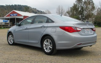 Hyundai, Please Build The Sonata Coupe!