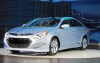 2010 New York Auto Show: 2011 Hyundai Sonata Hybrid, At Last
