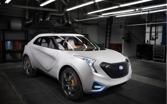 2011 Hyundai Curb Concept: 2011 Detroit Auto Show