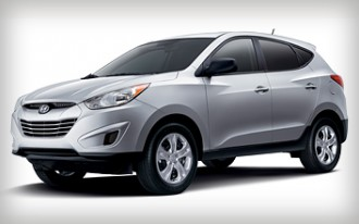 2011-2013 Hyundai Tucson Recalled For Incorrectly Installed Driver's Airbag