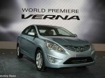 2011 Hyundai Verna Debuts At 2010 Beijing Auto Show